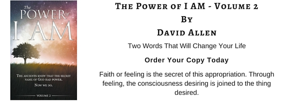Discover The Power of I AM - Buy The Power of I AM 1 and 2 by David Allen Today