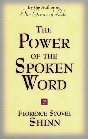 Book, The Power of the Spoken Word