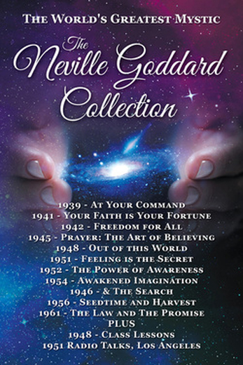 The Neville Collection - Neville Goddard, Ancient Mysery, Secrets, Powers, Christian Science books